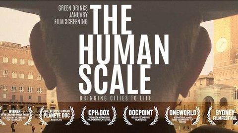 Proyección Cinema Lux: La Escala Humana